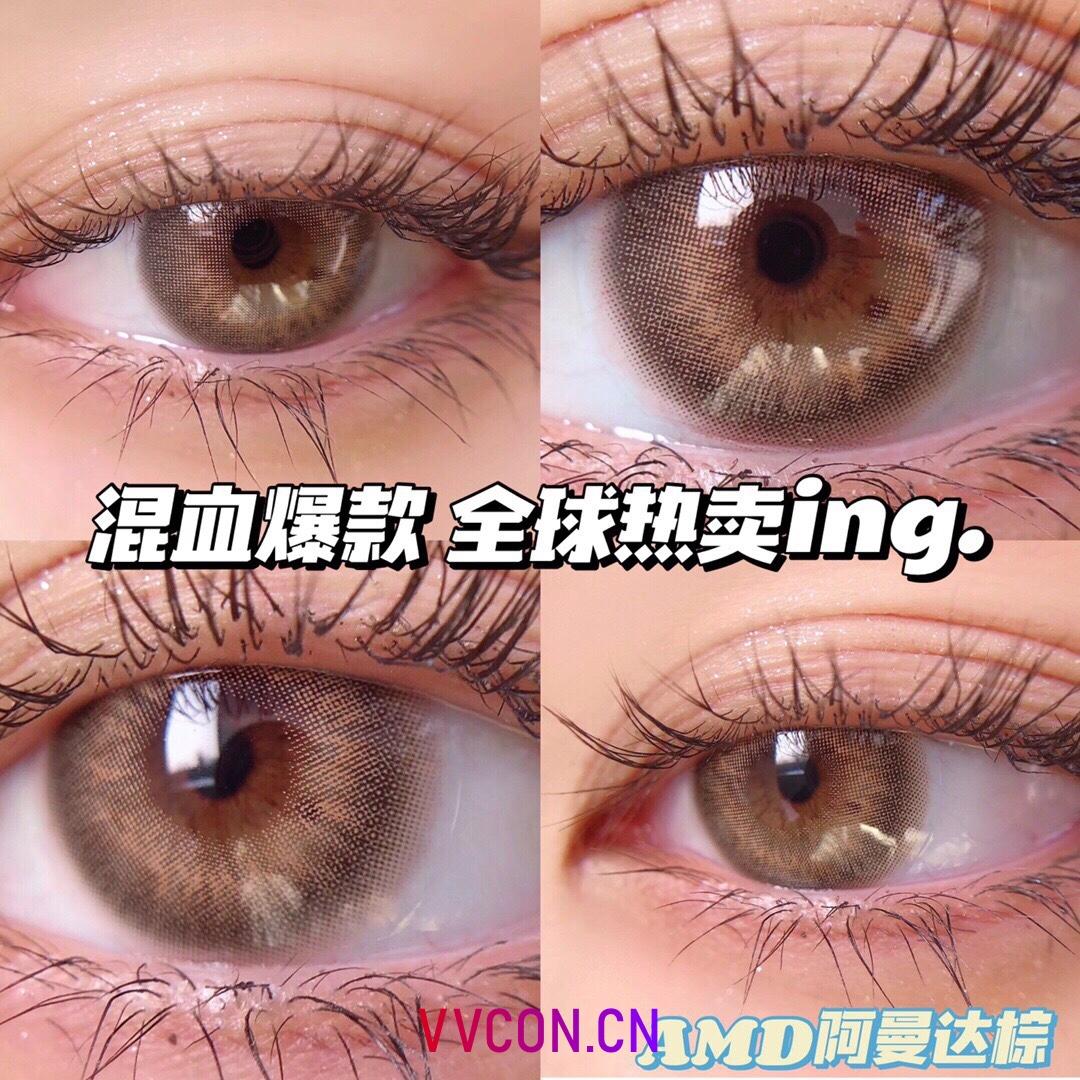 Vikeycon美瞳产品怎么样?日系风格美瞳有什么特点?-VVCON美瞳网