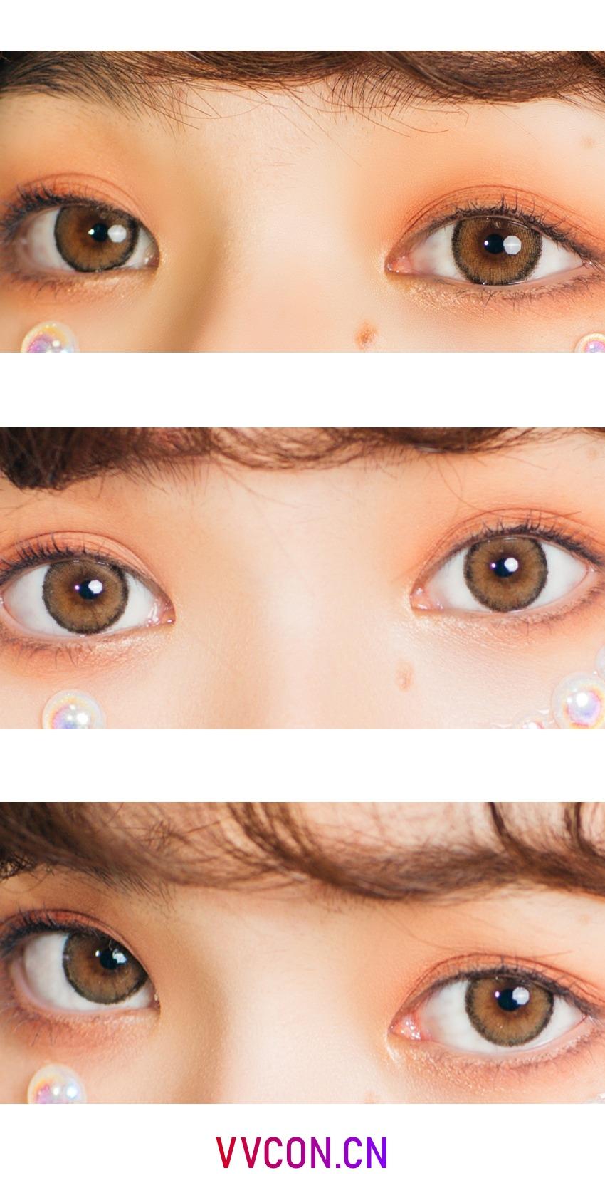甜妹必备韩国进口BarieCat美瞳!这个秋天你的甜妹人设从双眸开始!